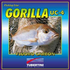 Tubertini Gorilla UC4 nylon/fluorcarbon, 100 m, D 0.70 mm