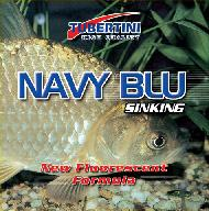 Tubertini Navy Blu sinking , nylon 150 m, D 0.14 mm, T/L 2,9/2,27